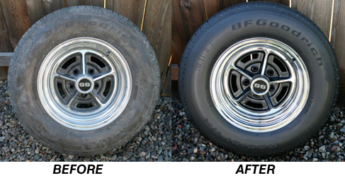 Tire cleaning, 101