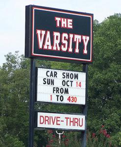Varsity-car-show