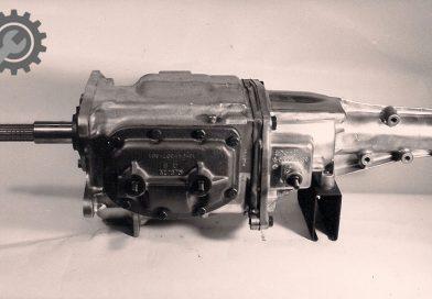1966–74 Muncie Four-Speed Identification