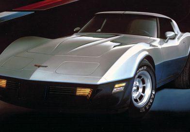 1982 Corvette Drivetrain Examination