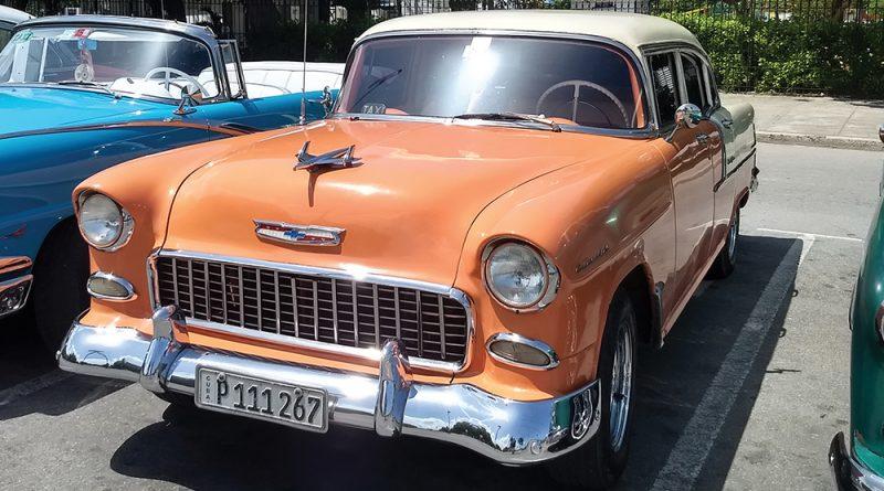Cruisin' Havana