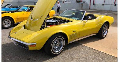 1971 Corvette LS5 454 Convertible