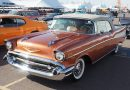 Collector's Restored 1957 Bel Air