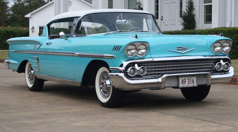 High-Point 1958 Impala