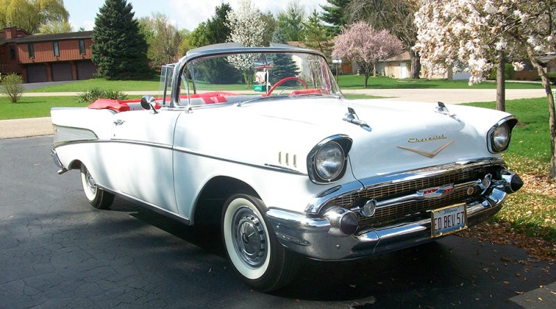 My 1957 Chevy Classics Car Story