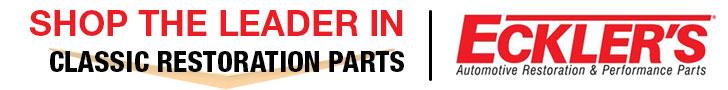 Shop Eckler's Classic Chevy Parts